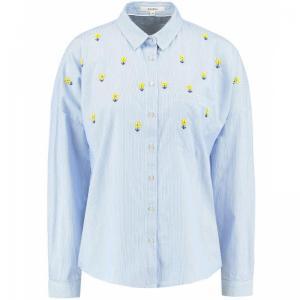 123430 07 [Ladies-Shirt s. sl. logo