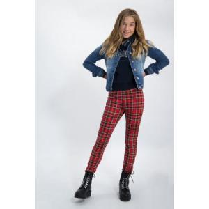 133700 02 [Girls-Pants n. deni logo