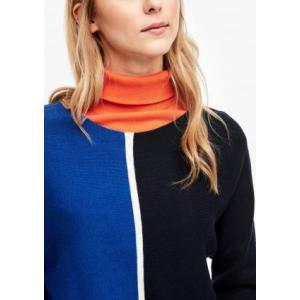 123009 1717013 [Pullover langa 59X0 navy knit