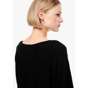 123009 1717012 [Pullover 3-4 A 9999 black