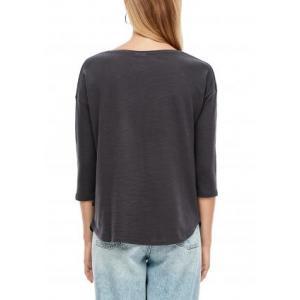123100 1213012 [T-Shirt 3-4 Ar 9858 asphalt
