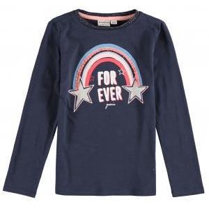 133100 14 [Girls-T-Shirts l.sl logo