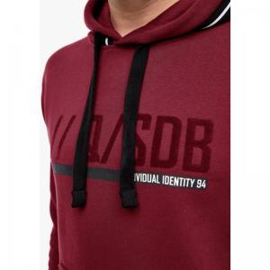 113060 1414013 [Sweatshirt lan 39D0 port wine