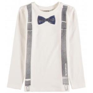133100 14 [Boys-T-Shirts l.sl. logo