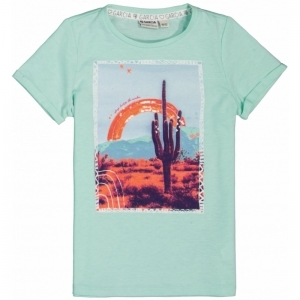 133110 15 [Girls-T-Shirts s.sl logo